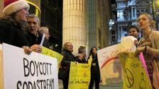 Boycott of Israel's SodaStream may affect Palestinian workers