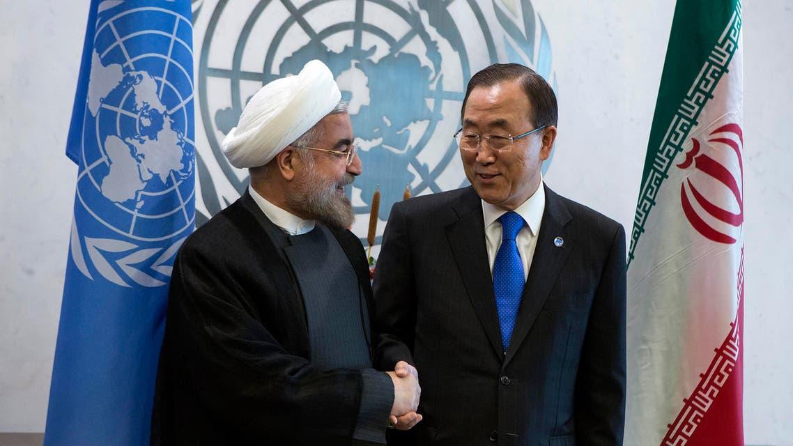 ban iran reuters