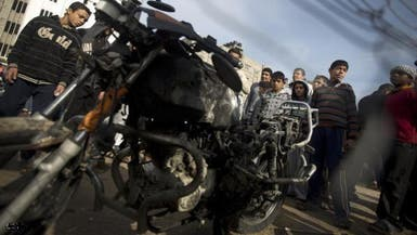 """فيديو للغارة التي قتلت """"قيادياً"""" بحركة الجهاد في غزة"""
