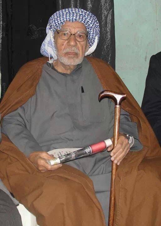 شاعر الشعبي المعروف فاضل السكراني