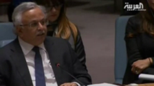 2000GMT: Saudi U.N. envoy hails 2014 as year of solidarity with Palestinians