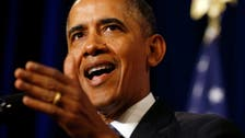Obama says chances of Mideast peace deal 'less than fifty-fifty'