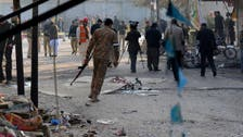 Suicide bomber kills at least 11 soldiers in northern Pakistan