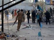 انتحاري يقتل 30 شخصاً في مسجد بباكستان