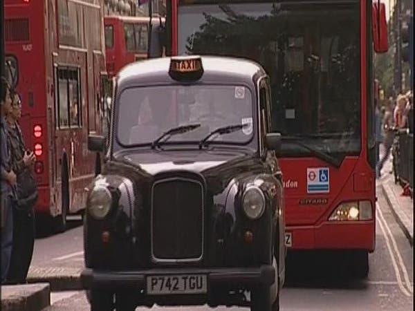 سيارات الأجرة السوداء في لندن صديقة للبيئة