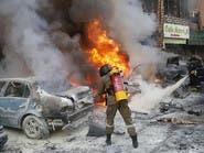 تفجير انتحاري يستهدف معقل حزب الله جنوبي بيروت