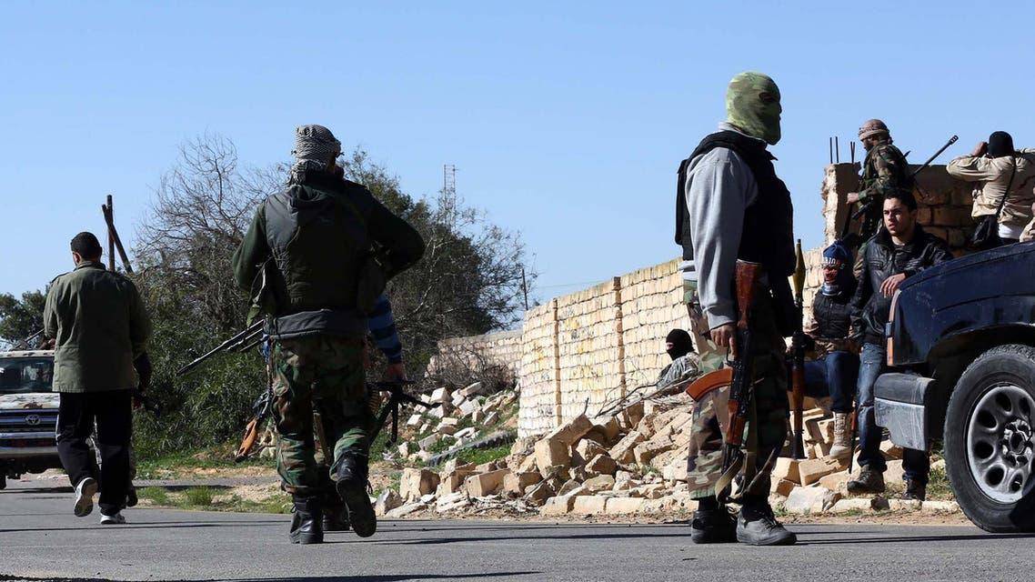 libya rebels AFP