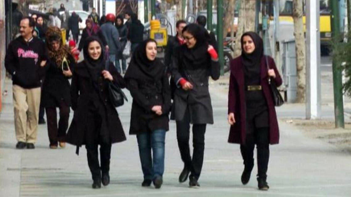 فتيات في طهران