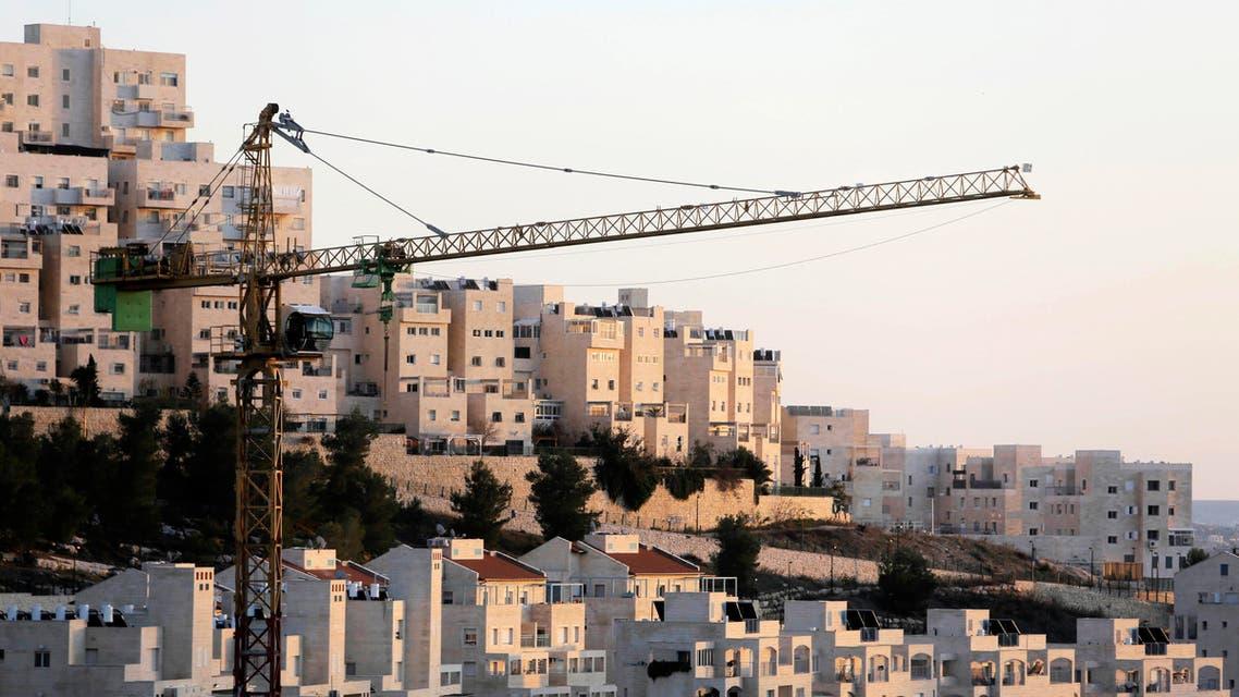 settements Israel reuters