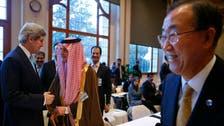 Syria peace talks vital, says advocacy group chief