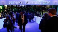 Business leaders in Davos urge policies that favor long-term earnings