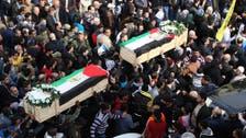 مأساة مقابر الأرقام الفلسطينية تعود بتشييع رفات