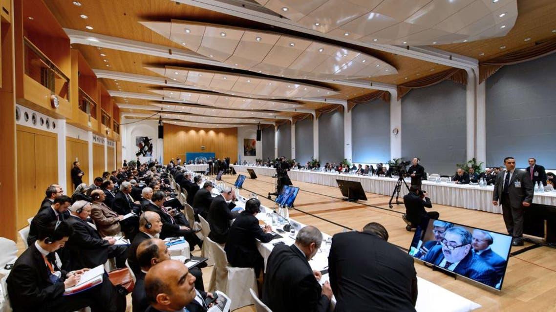 اجتماع جنيف 2
