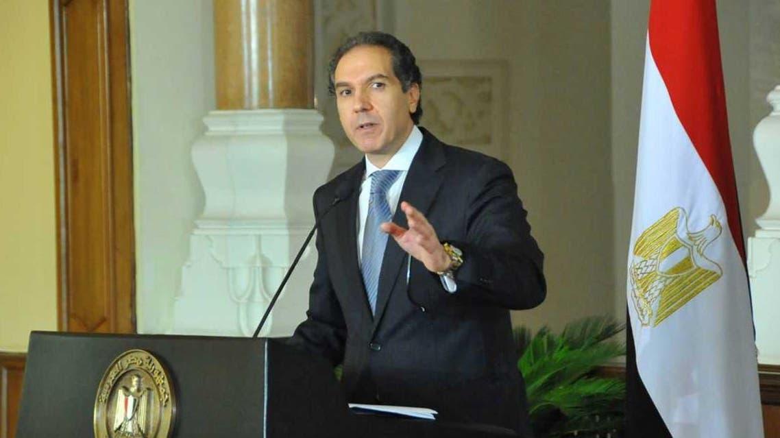 مصطفى حجازي مستشار الرئيس المصري للشئون السياسية والاستراتيجية