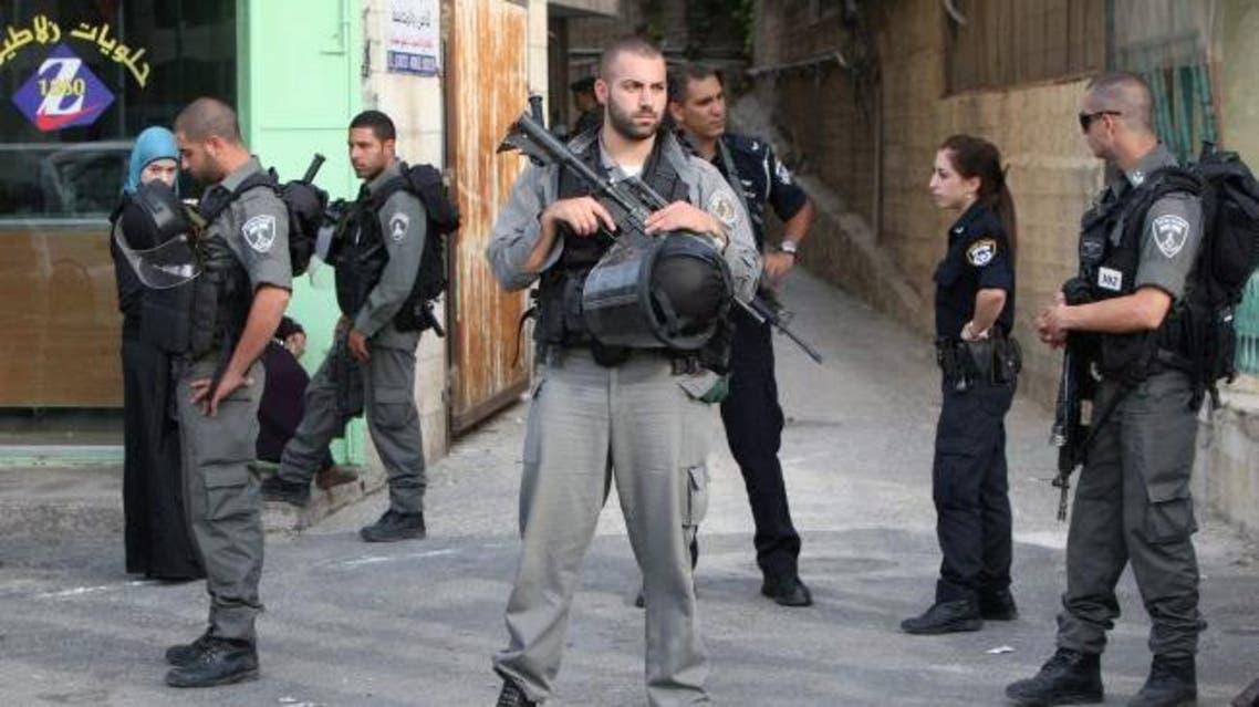 """جهاز الأمن الداخلي الإسرائيلي """"الشين بيت"""