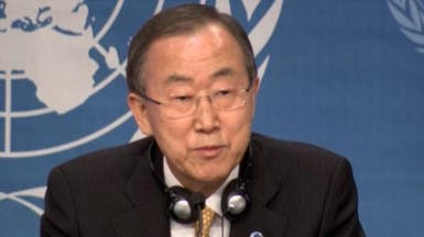 بان كي مون يجدد انتقاده لأحكام الإعدام في مصر