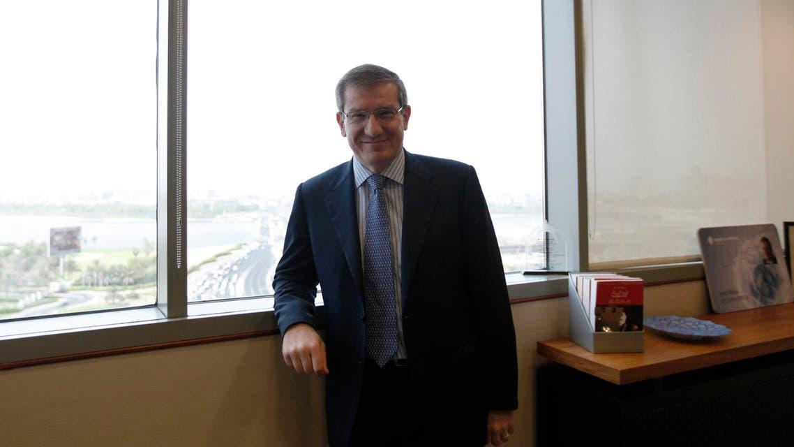 MAF CEO reuters