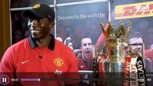 Man United, DHL bring Premier League trophy to Dubai