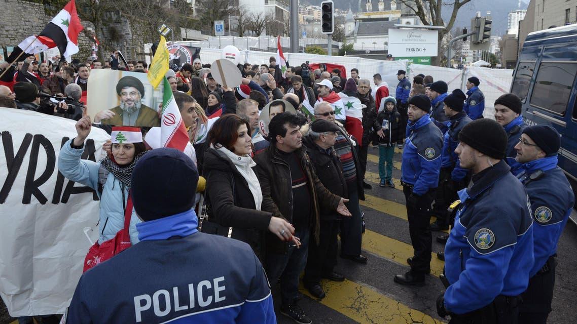 Geneva II: Syria's 'Mission of Hope'