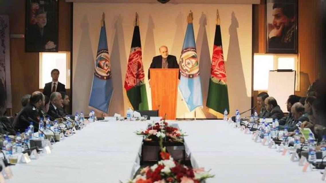 وزیر کشور افغانستان