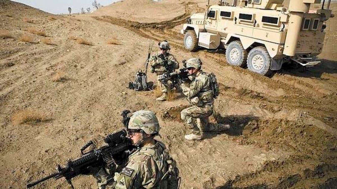 قوات اميركية في افغانستان