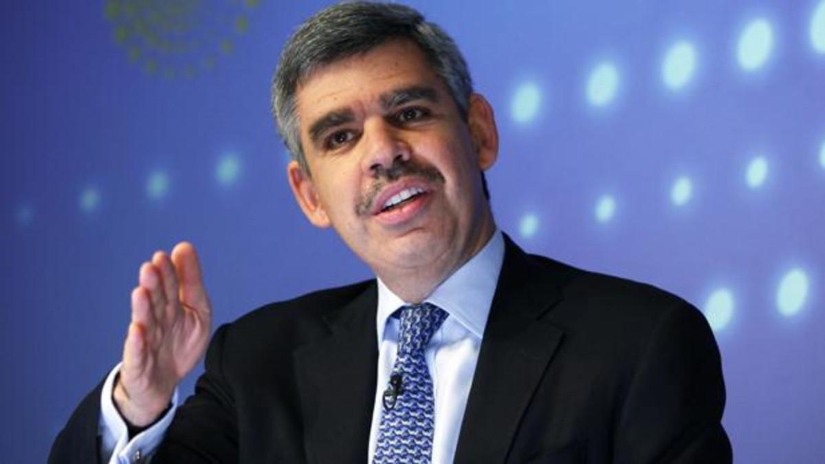 رئيس المستشارين الاقتصاديين بشركة إليانز محمد العريان