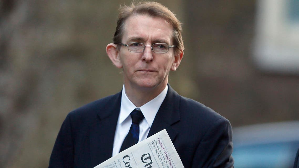 Tony Gallagher was appointed editor of The Daily Telegraph in 2009. (File photo: Reuters)