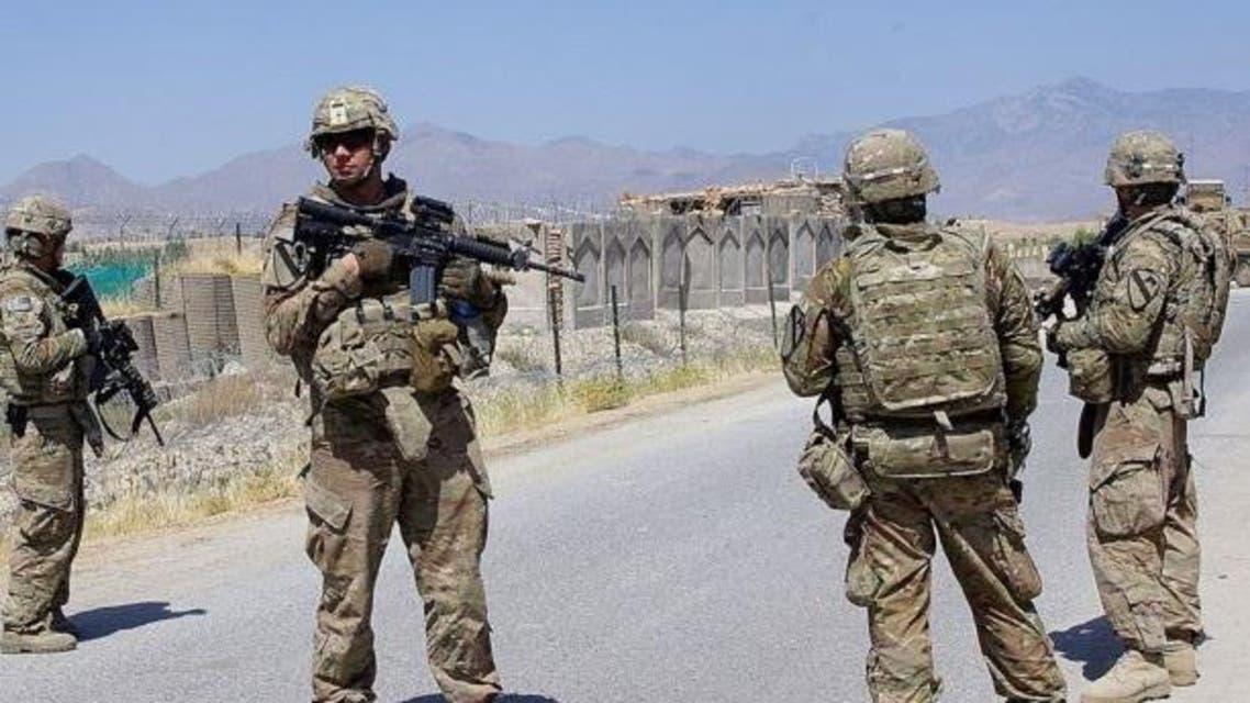 جنود أميركان في أفغانستان
