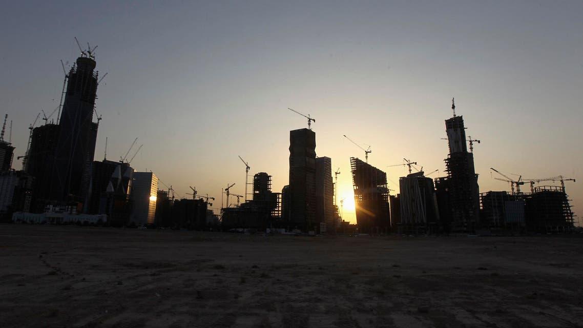 construction saudi arabia reuters
