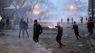 مقتل ضابط شرطة مصري في اشتباك مع الإخوان بالقاهرة