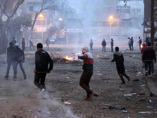 مصرع 3 من الإخوان في اشتباكات مع الأمن المصري