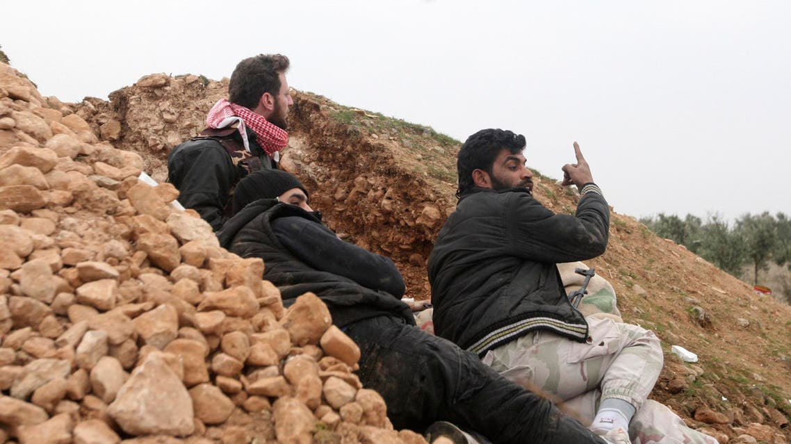 syria rebels