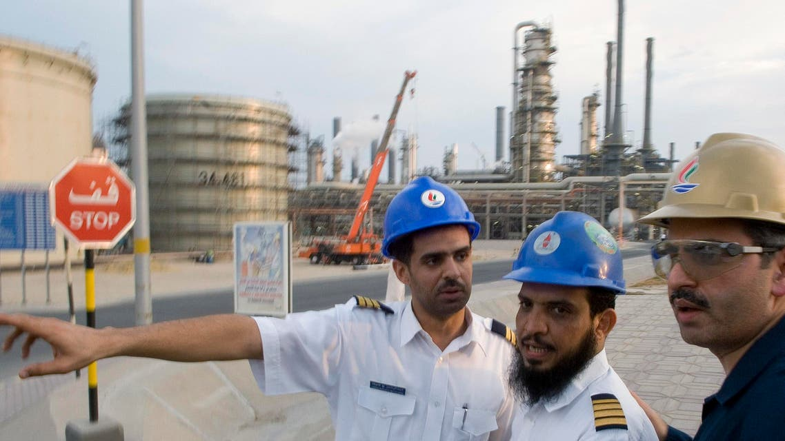 kuwait oil refinery reuters