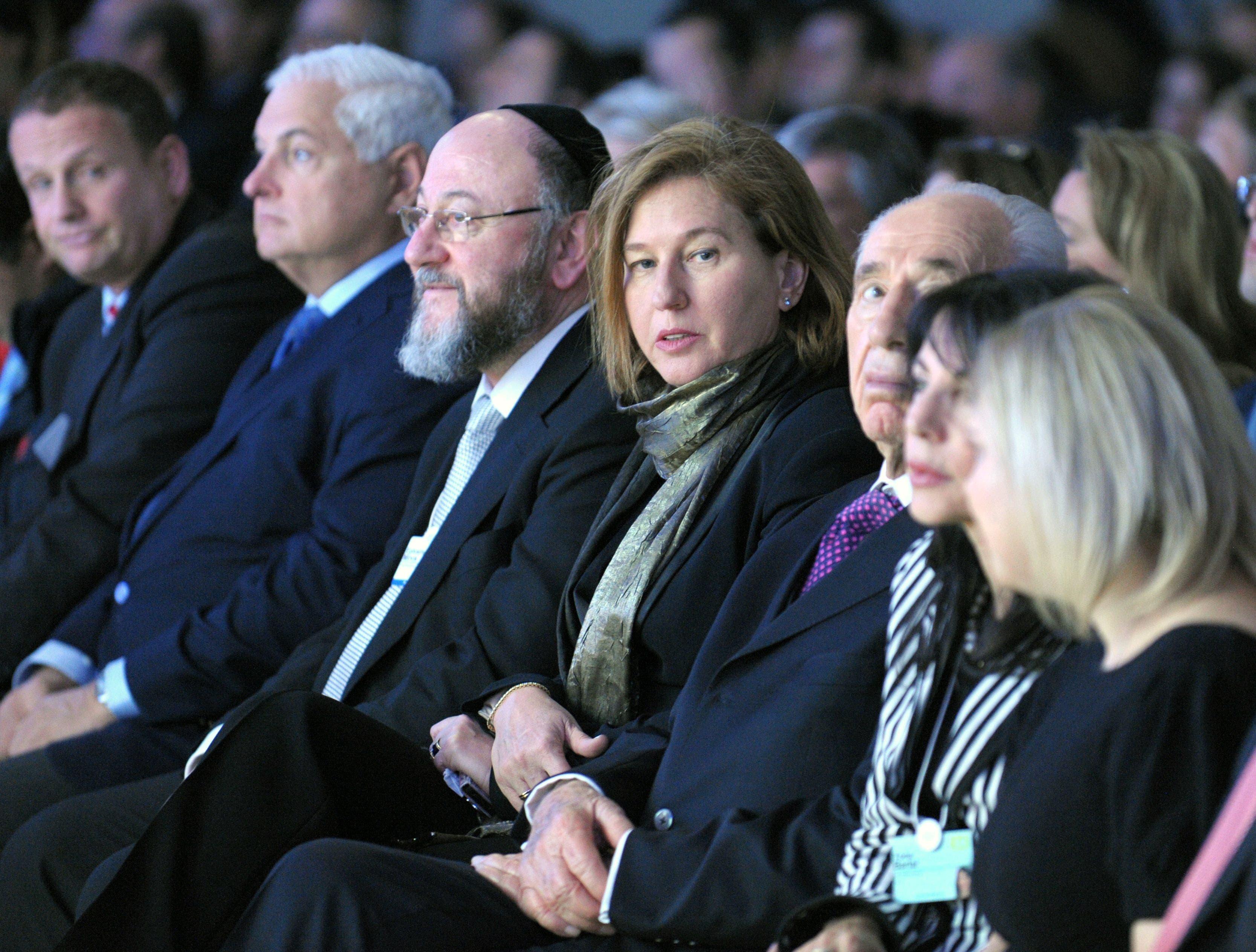 Israeli delegation