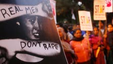 Men flee India gang-rape village as outrage intensifies