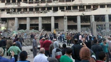أنصار بيت المقدس تتبنى هجوم مديرية الأمن بالقاهرة