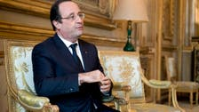 Blast outside French Church in Rome as Hollande visits