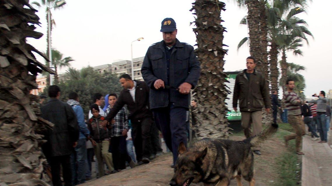 تعزيزات أمنية في مصر