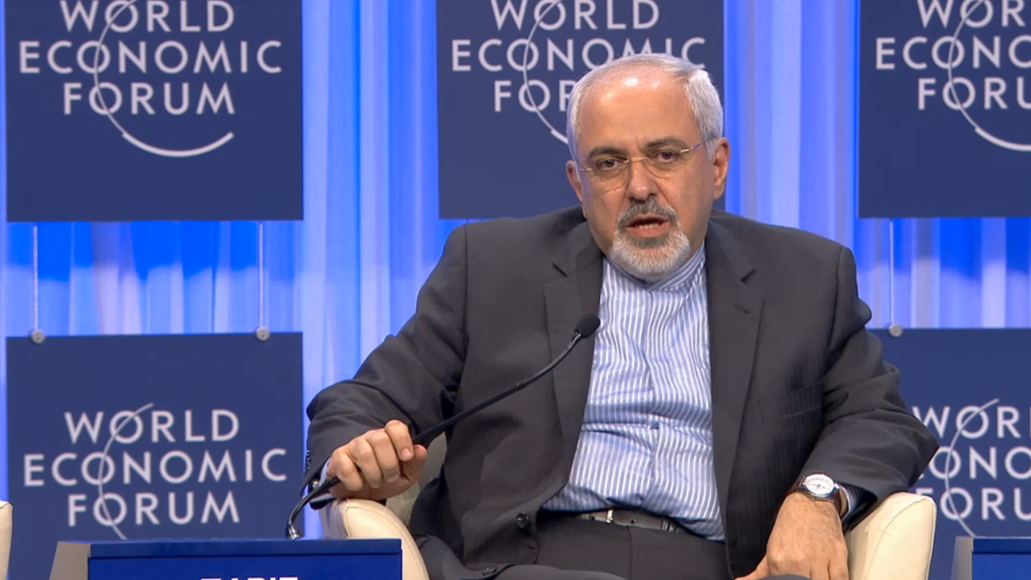 Mohammad Javad Zarif, Iran's Minister of Foreign Affairs
