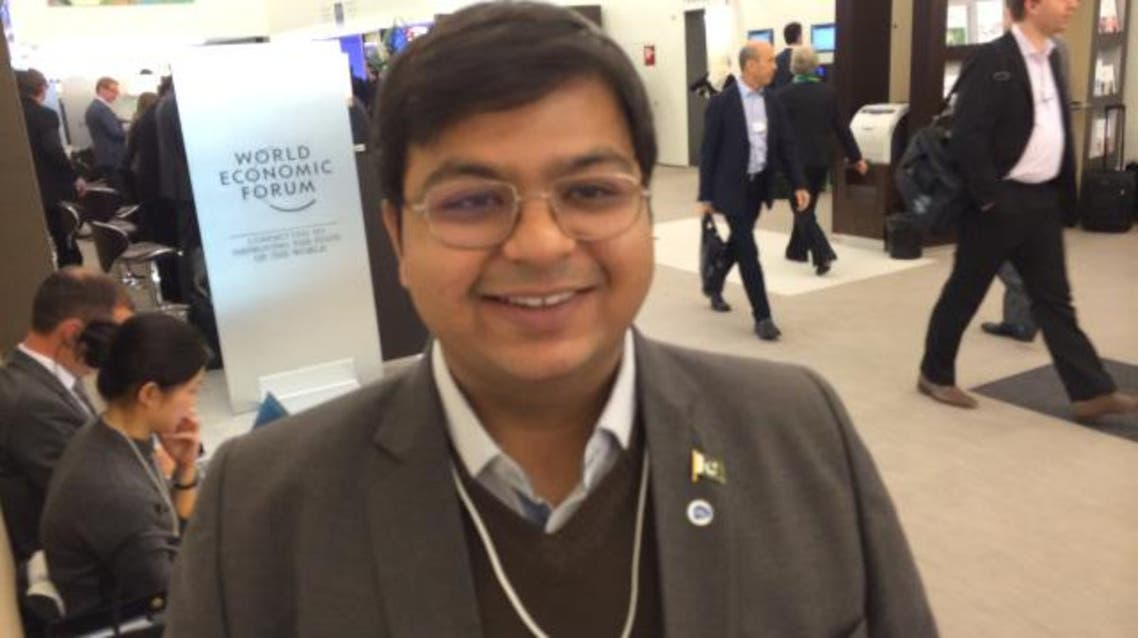 Pakistani Student: WEF Youngest delegate