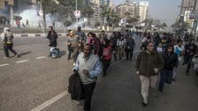 At least 29 killed in Egypt protest clashes