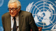 Brahimi: Syrian talks haven't achieved much