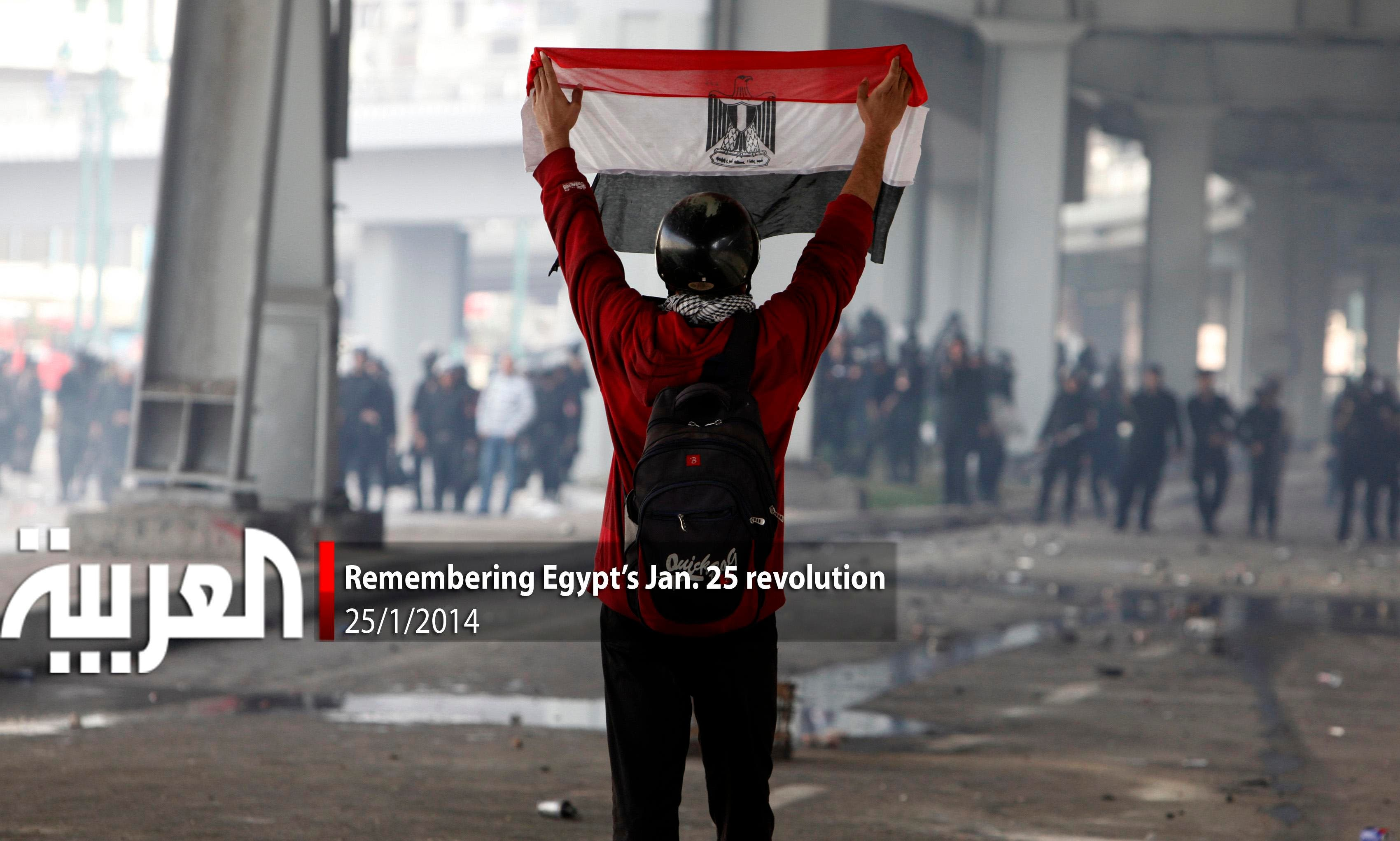 "january revolution Last week, egypt's most prominent businessman, naguib sawiris, said today's egypt reminded him of ""the atmosphere before the 25 of january revolution"" on the fifth anniversary of the popular protests that brought down president hosni mubarak, the situation is actually far worse."