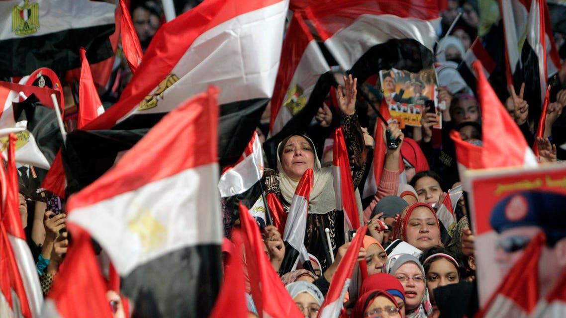 Egypt's revolution anniversary shows divide