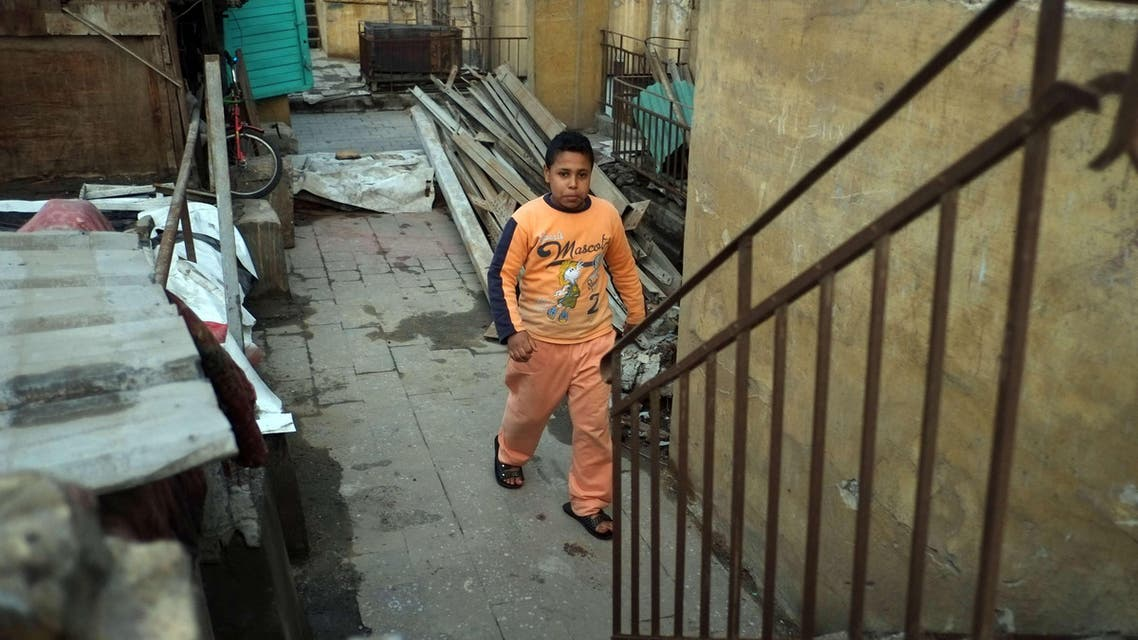 Living on Cairo rooftops