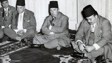 Did the Muslim Brotherhood overthrow Egypt's King Farouk?