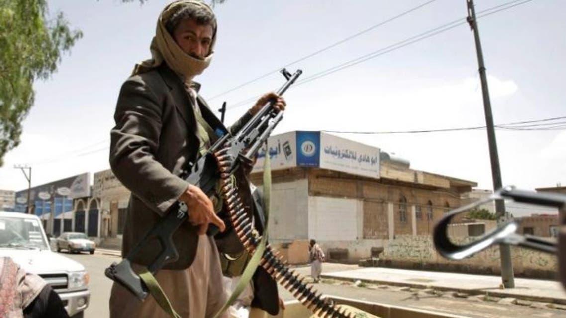 مسلحين في اليمن
