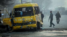 Taliban launch deadly Kabul bus attack