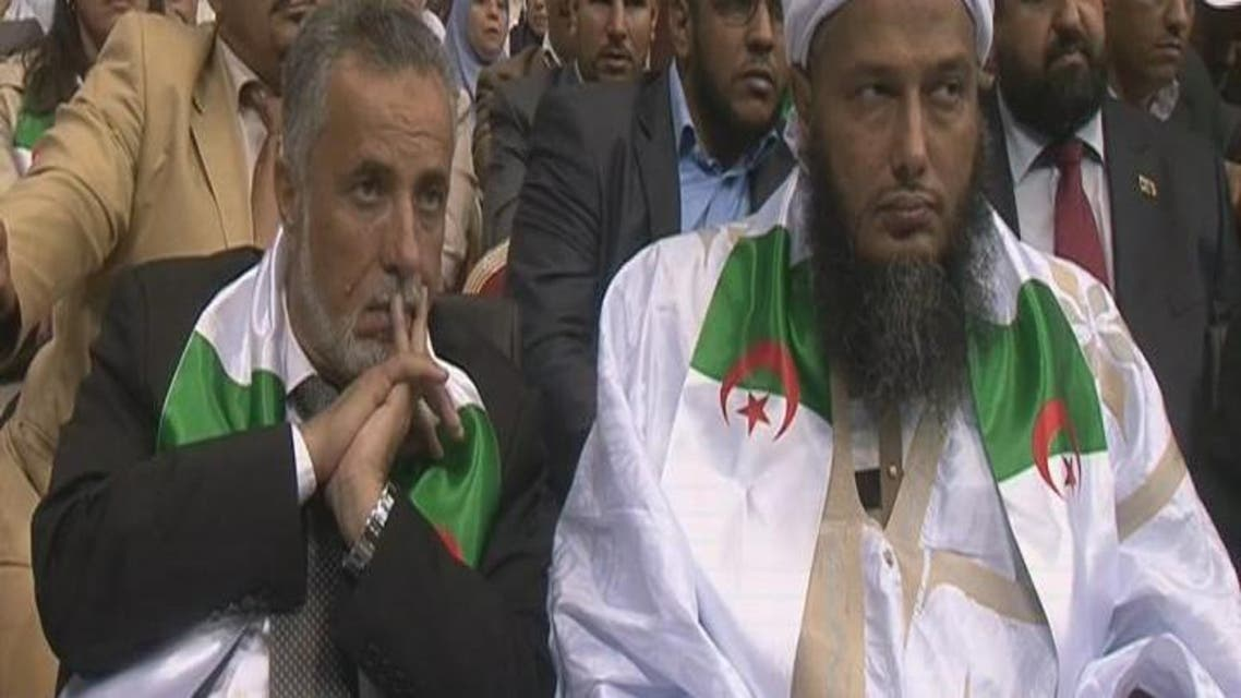 THUMBNAIL_ جماعة الإخوان الجزائرية تقاطع