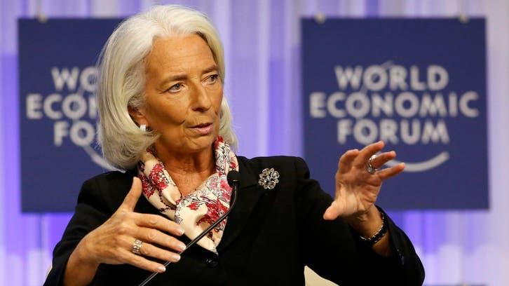 لاغارد تحذر من مخاطر محدقة بعملات الأسواق الناشئة
